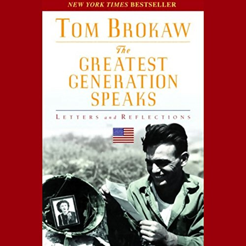 The Greatest Generation Speaks audiobook cover art