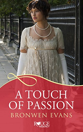 A Touch of Passion: A Rouge Regency Romance: (Disgraced Lords #3) (English Edition)
