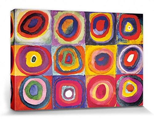 1art1 Vassili Kandinsky - Estudio del Color