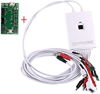 Multipurpose Phone Power Current Test Cable DC Power Supply Dedicated Cable with Activation Board Tester Pen for iPhone 5S 6 6S 7 8 Plus X Motherboard Repair