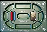 TRIPOLEY: The Original Game of Hearts, Poker and Michigan Rummy..(1968) by CADACO, Inc.