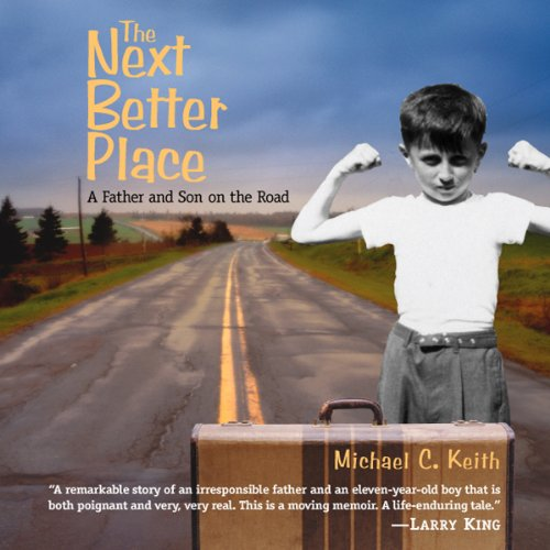 Next Better Place audiobook cover art