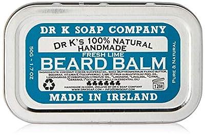 Beard Balm - Balsamo Per Barba Nutriente Limone E Lime 50 Gr