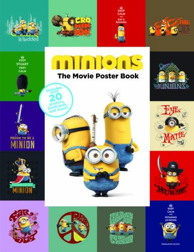 Minions: Poster Book (Minions Movie)