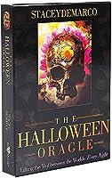 HEZHANG Halloween Tarotのフル英語版は、Eguide Book Einstruction Cardゲームの占いゲームを設定します。デスティニー予測ゲームカード