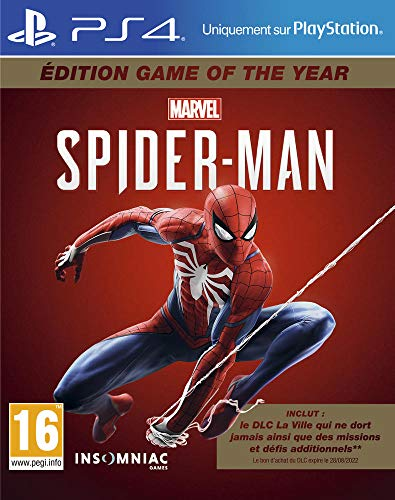 Marvel's Spider-Man pour PS4