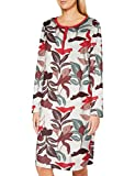 CALIDA Damen Late Summer Dreams Nachthemd, Barberry red, S
