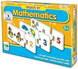 The Learning Journey Match it Mathematics Stem Addition and Subtraction Game