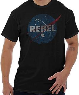 Rebel Space Nerd Movie Galaxy Sci-Fi Geek T Shirt