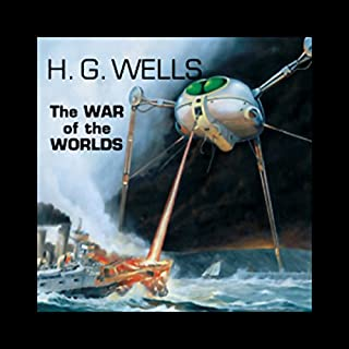 The War of the Worlds cover art