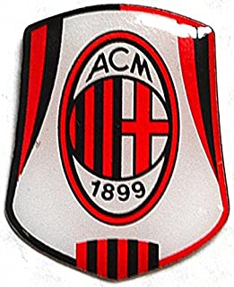 New Official Football Team Pin Badge (AC Milan FC)
