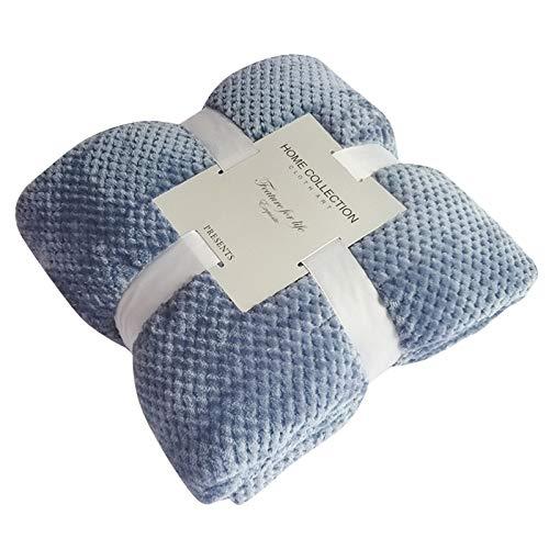 PET SPPTIES Hundedecke Katzendecke Super Softe Warme und Weiche Decke für Haustier PS051(180*200cm, Blue)