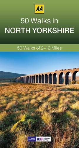 50 Walks in North Yorkshire