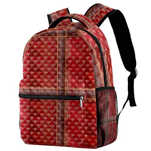 Mochila de cortina para asiento de coche, mochila escolar, mochila de viaje