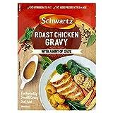 Schwartz Salsa de pollo asado clásico 26g