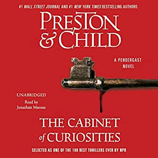 The Cabinet of Curiosities cover art