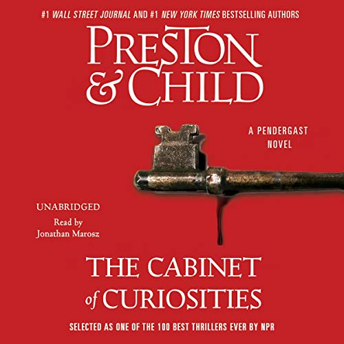 The Cabinet of Curiosities  By  cover art