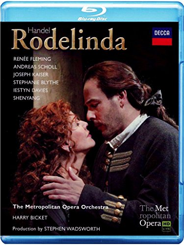 George Friderich Handel - Rodelinda