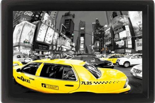 Empireposter – New York – Rush Hour Time Square – Taille (cm), env. 20 x 25–3D Poster Format A4, NEUF – Description : – Qui sont Poster 3D haute qualité dans un cadre Profilé encadrée, avec crochet de suspension à l'arrière et donc prêt à être. -