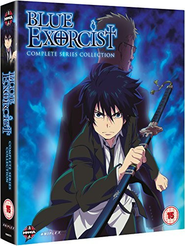 Blue Exorcist: The Complete Series Collection [Blu-ray]
