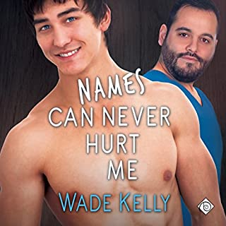 Names Can Never Hurt Me audiobook cover art