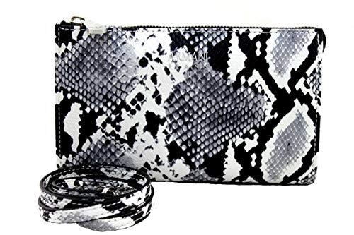 Armani Jeans Damen Tasche Umhängetasche Clutch 928582 schwarz