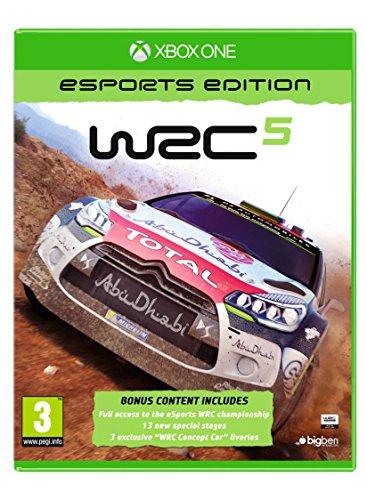 WRC 5 Esports Edition [Importación Inglesa]