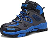 ASHION Chaussures de randonnée garçon Montantes Fille Trekking Baskets Chaussures...