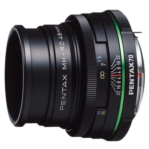 PENTAX リミテッドレンズ 望遠単焦点レンズ DA70mmF2.4Limited Kマウント APS-Cサイズ 21620