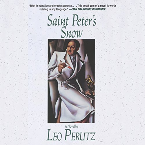 Saint Peter's Snow audiobook cover art