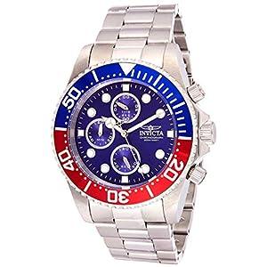 Invicta 1771 Pro Diver Reloj para Hombre acero inoxidable Cuarzo Esfera