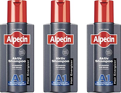Alpecin Aktiv Shampoo A1 3x250 ml