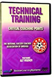Technical Soccer Training: Critical Coaching Points