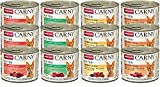 animonda Carny Kitten Katzenfutter, Nassfutter Katzen bis 1 Jahr, Mix, 12 x 200 g