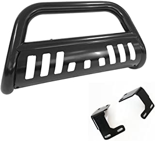 U-Drive Auto Black Bull Bar Grille Guard For 2010-2016 Dodge Ram 2500 3500 (Do Not Fit 1500)