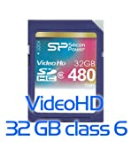 Silicon Power SDHC FULL HD Video Secure Digital