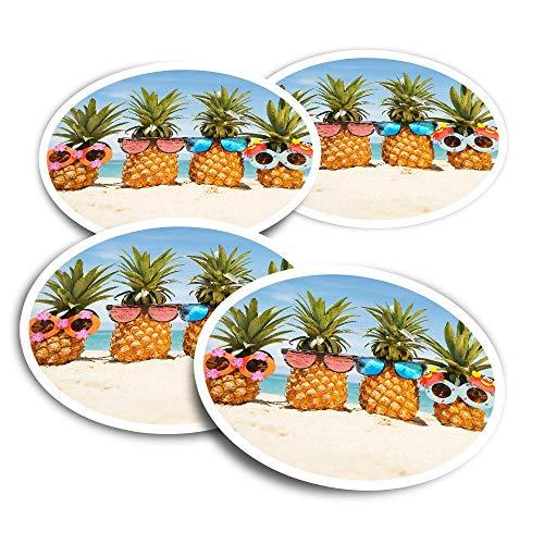 Pegatinas de vinilo (juego de 2) 10 cm, pegatinas divertidas para portátiles, tabletas, equipaje, reserva de chatarra, neveras #12436