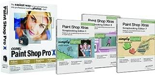 Corel Paint Shop Pro X Scrapbooking Edition [OLD VERSION]