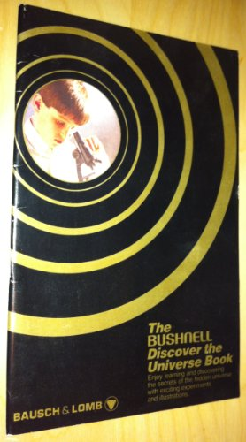 The BUSHNELL Discover the Universe Book (1200 Power Zoom Microscope)