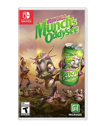 Oddworld: Munch's Oddysee for Nintendo Switch [USA]