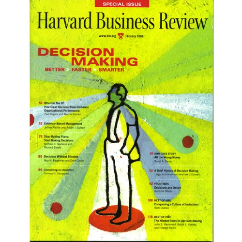 Decision Making cover art