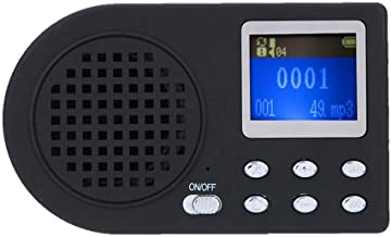 Reclamo digital de caza de aves de Likeblue, reproductor de MP3 con altavoz