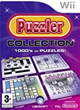 NINTENDO WII PUZZLER COLLECTION 1000S OF PUZZLES -WII KONSOL OYUNUDUR!!!