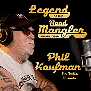 Legend of the Road Mangler cover art