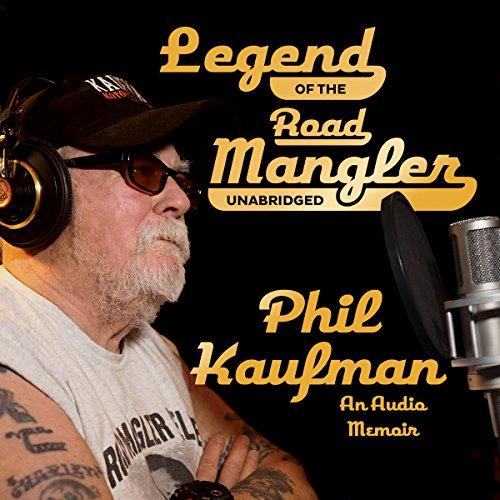 Legend of the Road Mangler audiobook cover art