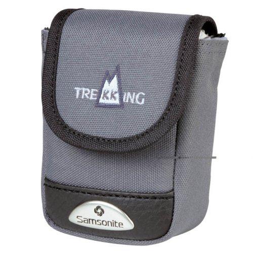 Samsonite Trekking Special 2 Custodia per fotocamera digitale - nero/grigio