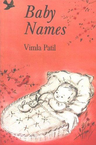 Baby Names Ebook Patil Vimla Amazon In Kindle Store