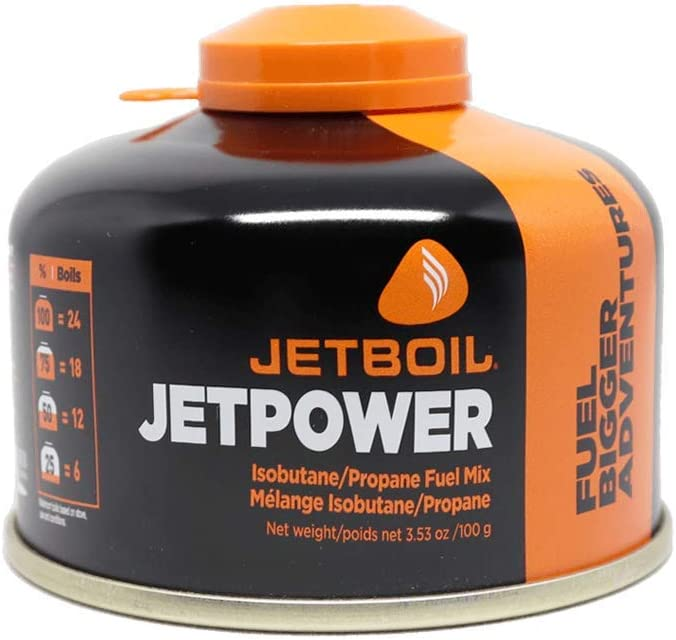 Jetboil Jetpower - Combustible