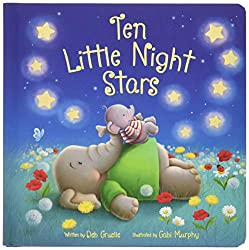 Ten Little Night Stars from Amazon.com - Best Baby Books for the First Year