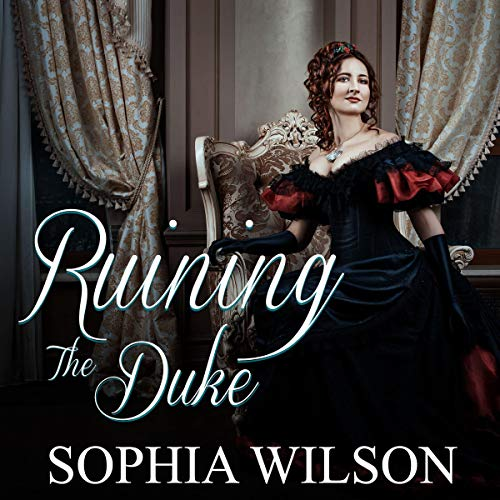 Ruining the Duke audiobook cover art